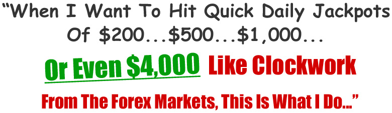Easy lazy forex system